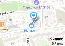 Компания «М-Печати» на карте