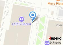 Компания «Леонспорт» на карте