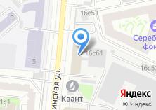 Компания «Kraftway» на карте