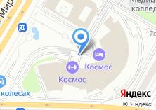Компания «Фитнес-центр» на карте