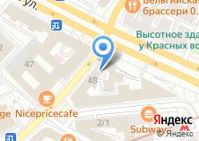 Компания «Достояние» на карте