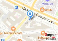 Компания «ФБК» на карте