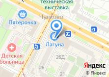 Компания «Фрешпринт» на карте