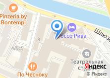 Компания «ЕвроОкна» на карте