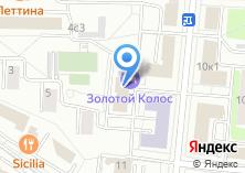 Компания «Евроклуб» на карте