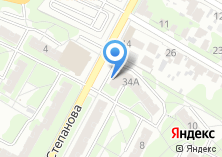 Компания «Фотостудия Виктора Гончарова» на карте