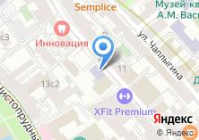 Компания «Имиджис Лимитед» на карте