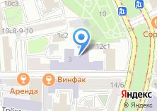 Компания «НИИ микроэлектроники и информационно-измерительной техники Московского государственного института электроники и математики (технического университета)» на карте