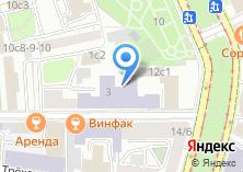 Компания «Независимое патентное агентство» на карте