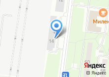Компания «Шиномонтажная мастерская на Севанской» на карте
