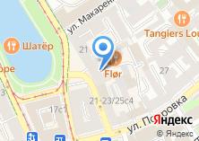 Компания «Библиотека им. Ф.М. Достоевского» на карте