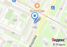 Компания «Корея Моторс Тула» на карте