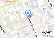 Компания «Центральный концертный образцовый оркестр им. Н.А. Римского-Корсакова» на карте