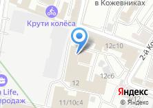 Компания «СтальДверьСервис» на карте