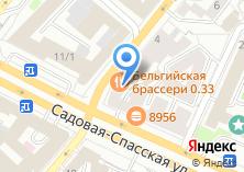 Компания «БАЛТИНВЕСТБАНК» на карте
