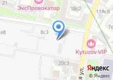 Компания «Белый сервис» на карте