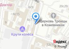 Компания «Russian Events» на карте