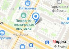 Компания «Розсельхоз, КПК» на карте