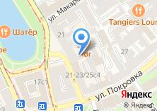 Компания «Билингвята» на карте