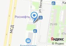 Компания «Автомойка на Кавказском бульваре» на карте