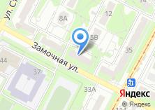 Компания «Внешстрой-Коммунсервис» на карте