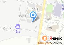 Компания «Кожевники» на карте