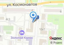 Компания «Грива» на карте