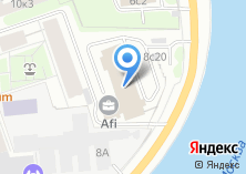Компания «Yatour.msk.ru» на карте