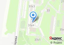 Компания «Совет ветеранов войны и труда района Царицыно» на карте