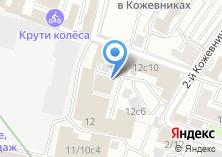 Компания «Otclick» на карте