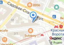 Компания «ИНТЕКО» на карте