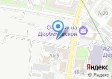 Компания «БиоМерье Рус» на карте