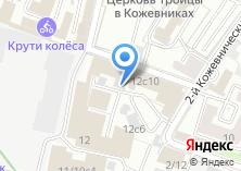 Компания «Эпсилон Плюс» на карте