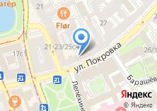 Компания «Шоколадница» на карте