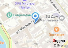 Компания «Департамент по конкурентной политике г. Москвы» на карте