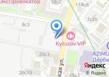 Компания «МС-мебель» на карте