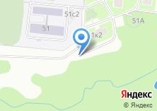 Компания «Автостоянка №12» на карте