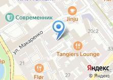 Компания «Ассоциация Московских ВУЗов» на карте