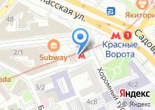 Компания «Станция Красные ворота» на карте
