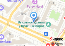 Компания «Приемная депутата Кузьминова Я.И.» на карте