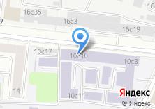 Компания «ВНИИЖТ» на карте
