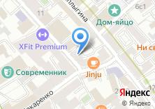 Компания «Miralab» на карте