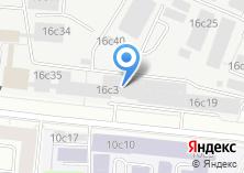 Компания «ИннТехСис» на карте