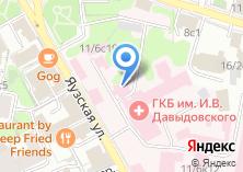 Компания «Доктор Пауков» на карте