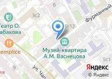 Компания «BEST NAILS MOSCOW» на карте