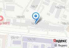 Компания «ГеоTелекоммуникации» на карте