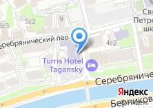 Компания «Центр эстетического воспитания Алексея Егорова» на карте
