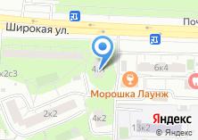 """Компания «Литейная мастерская """"А-Элит""""» на карте"""