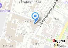 Компания «Xindao» на карте