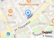 Компания «PR.PRoject» на карте